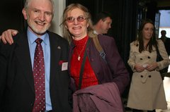 Apr 2009 - Micheal Farrell and Lydia Foy