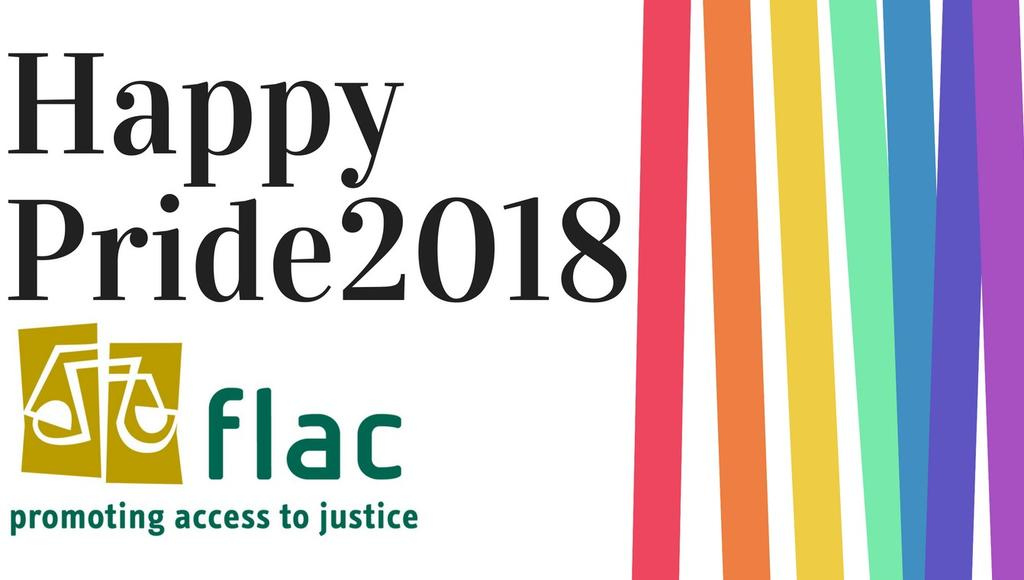 Happy Pride 2018 from FLAC