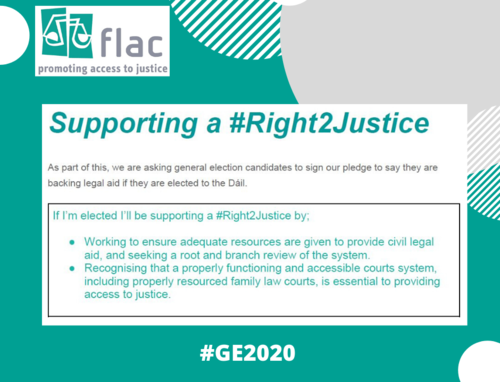 FLAC #Right2Justice Pledgec