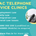 Copy of FLAC Telephone Advice Clinics (1)