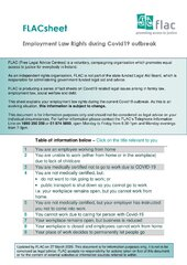 FlacSheet Employment Law Updated