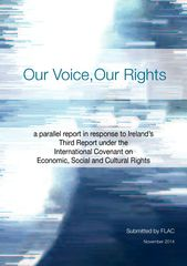 Publication cover - Our Voice Our Rights